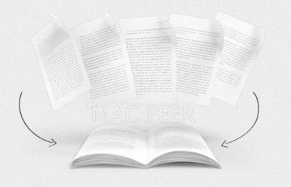 Creare Booklet con Mac