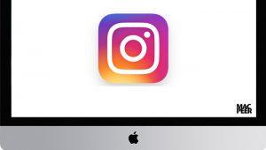 Come usare Instagram con Mac. Aggiungere immagini con Safari.