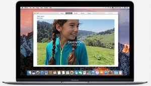 MacOS Sierra - Nuovo sistema operativo MAC