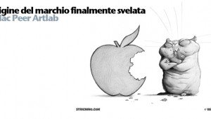L'origine del Marchio Apple