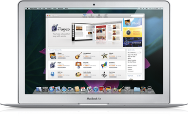 Mac App Store aprirà il 6 gennaio