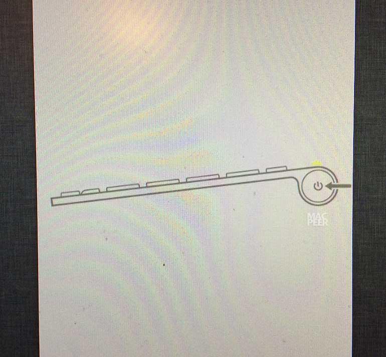 Tastiera Utility reinstalla Mac
