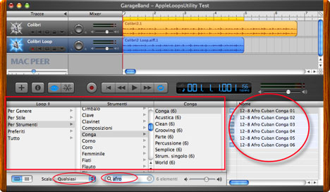 how to cut audio clips garageband