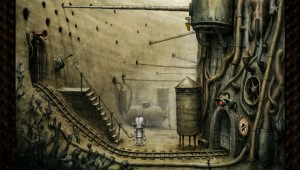 Machinarium per iPad App Gioco